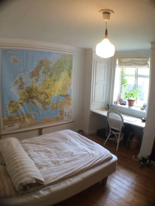 Another picture of our bedroom