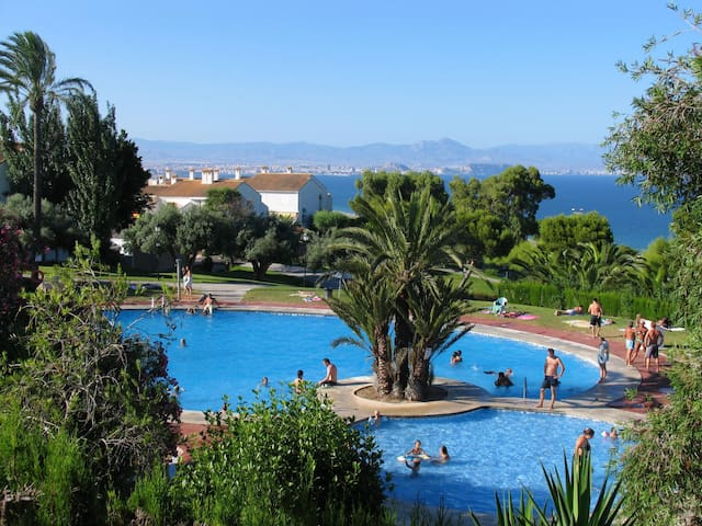 Gran Vista, Urb. spectacular sea views, 2 bedrooms