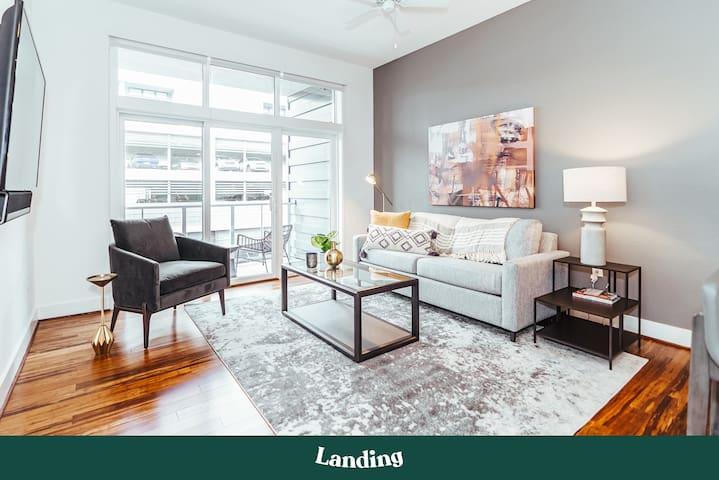 Landing | Stay in luxury in the heart of Downtown Birmingham (ID250)
