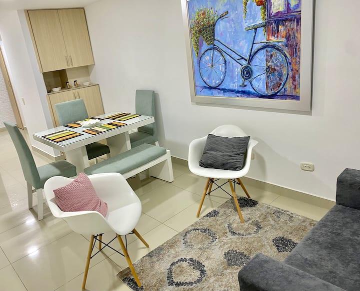 Apartamento Pereira Circunvalar