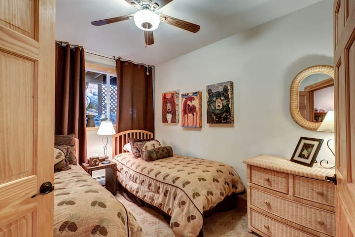 perfect room for privacy double and single bed