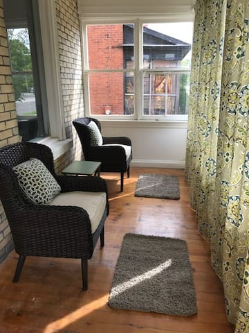 The Mad Poet - Suite A; downtown Stratford