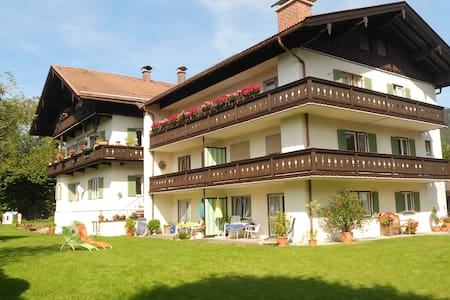 Your Residenze Apartments Maria, FeWo Leonhard - Rottach-Egern