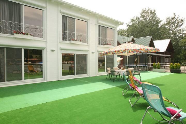 New villa in Ada Bojana - Ulcinj - Apartmen