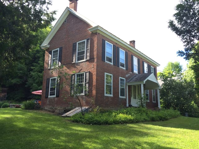 Summer vacation in Woodstock Vermont! - Woodstock - Huis