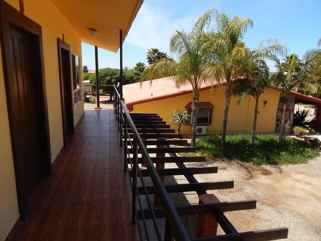Hab. Grande #B, Rancho Campanario - Ejido El Porvenir - Pousada