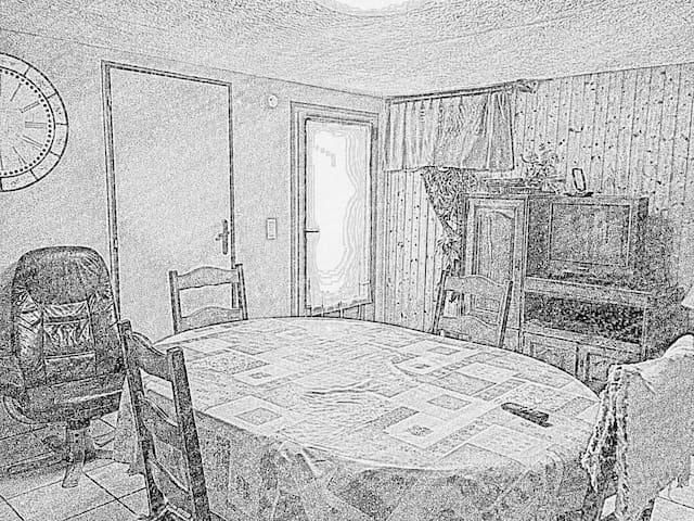 Studio entre Annecy et Genève - Choisy-le-Roi - Apartment