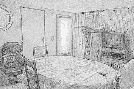 Studio entre Annecy et Genève - ショワジー=ル=ロワ