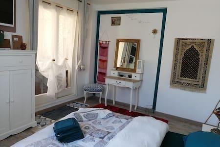 Chambre dans grand T3, résidence très bien située