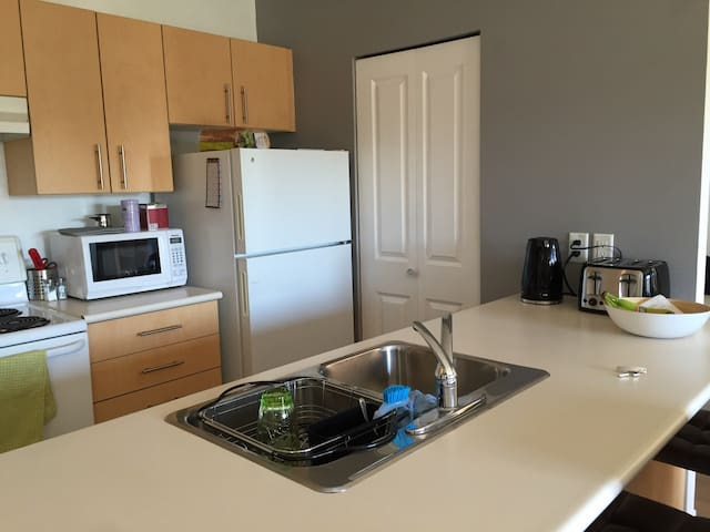 Bright 2BR near UVic and Downtown - Victoria - Daire