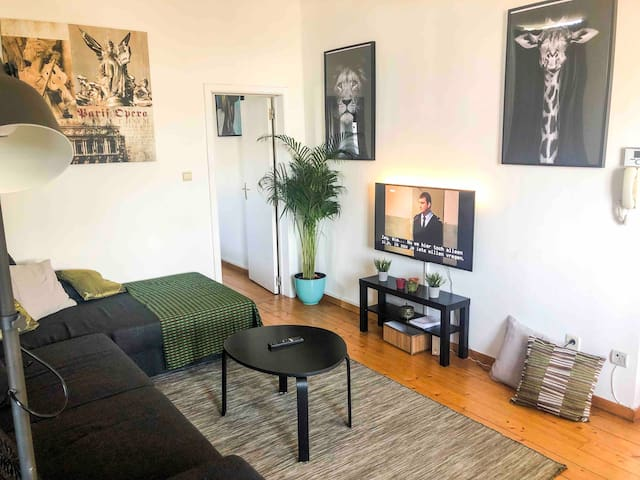 ☘ Bright All-in apartment XXL citycenter