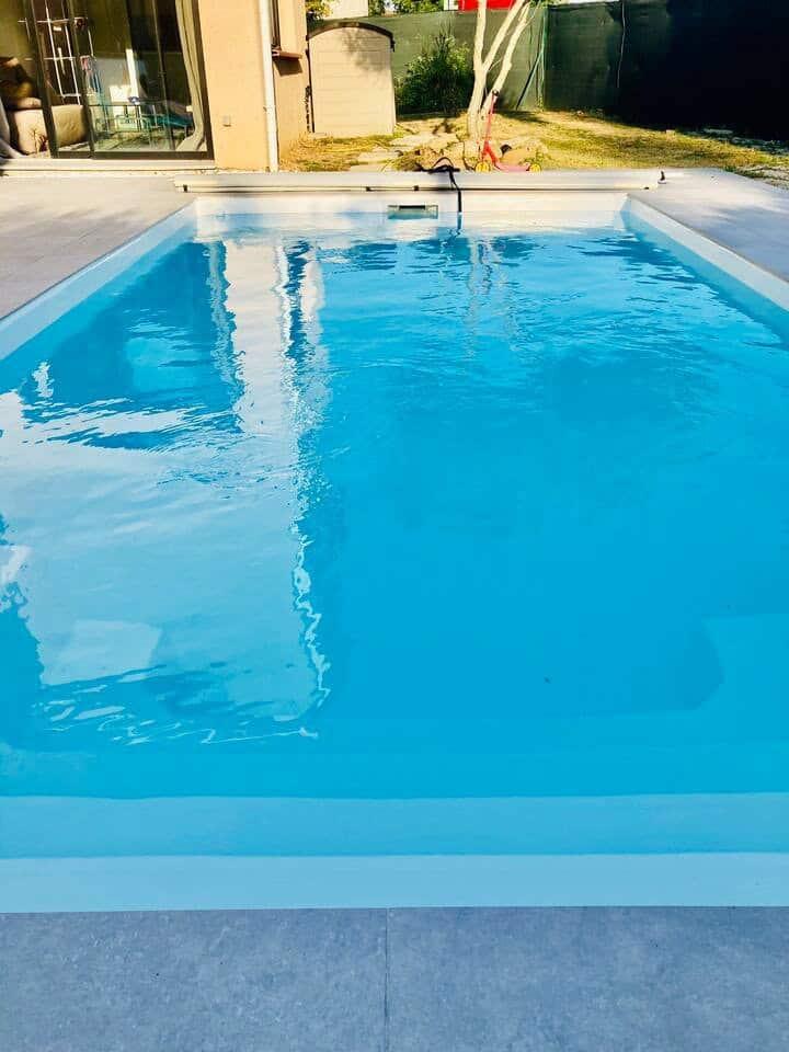 Maison proche Toulouse avec piscine 160 mètres