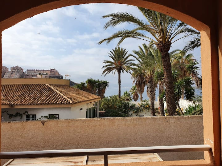 Apartamento Vista Mar La Manga con WiFi km4