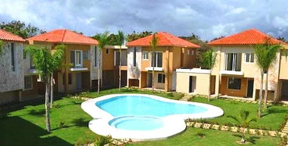 Cozy villa with 2 bedrooms - Punta Cana - Villa