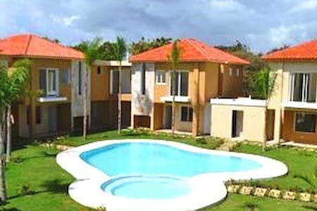 Gemütlich Villa mit 2 Schlafzimmer - Punta Cana - Villa