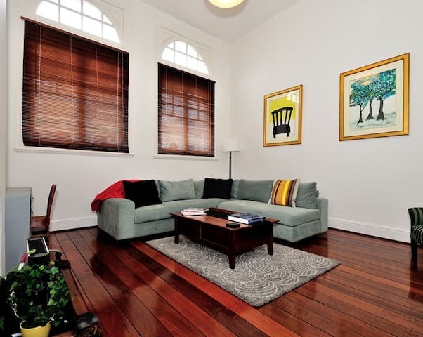 Heritage west end 1 bed apartment - Fremantle - Wohnung