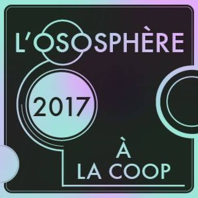 Get ready for Osophere 2017!