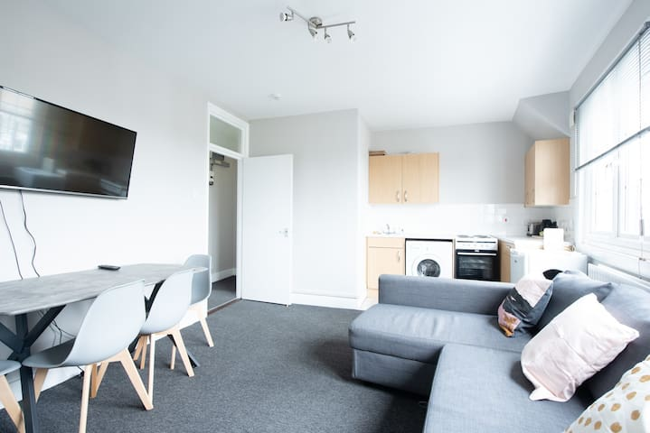 Trendy South London Flat (WRD II)