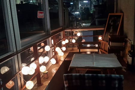 OPEN★ Nice TERRACE House in Hongdae - mapogu - Appartement