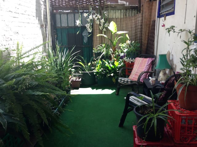 Charming shabby chic flat - Fitzroy - Fitzroy - Lejlighed