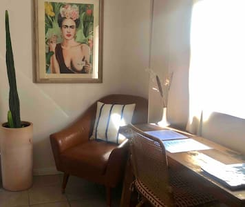 Mexican inspired room in the heart of Hollywood!