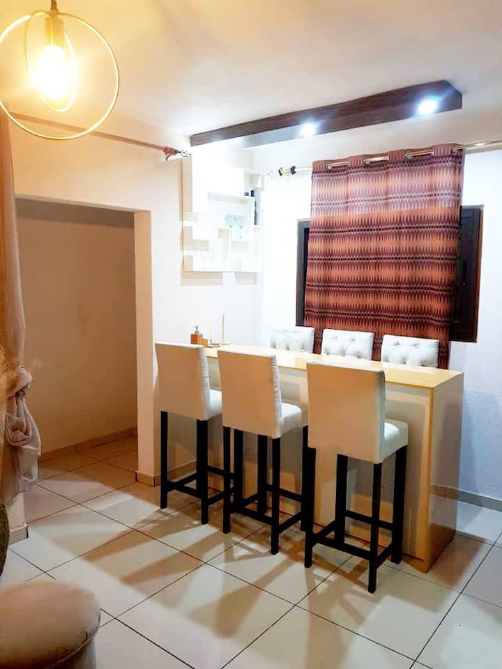 Appartement Haut Standing - Angré Nouveau CHU