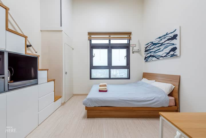 [New Open]#3Wy's duplex House in Hongdae