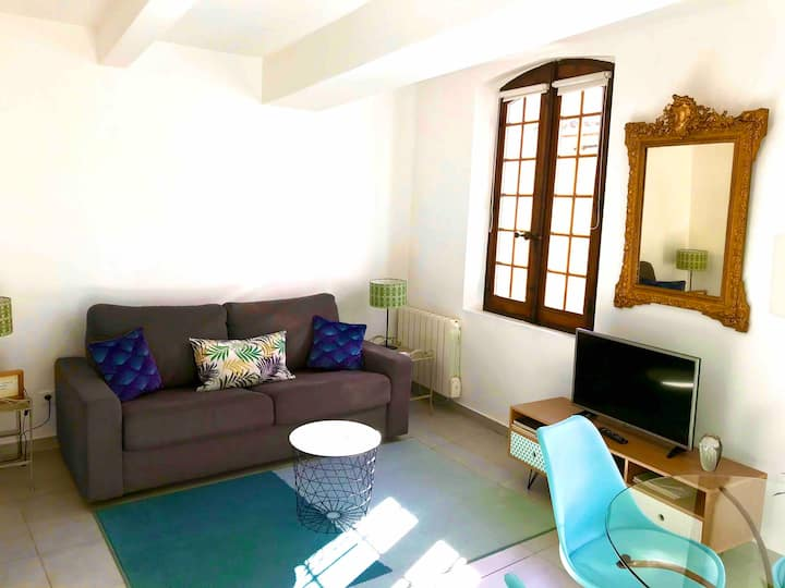 Appartement Pistache-Chocolat, Courtil Moustiers