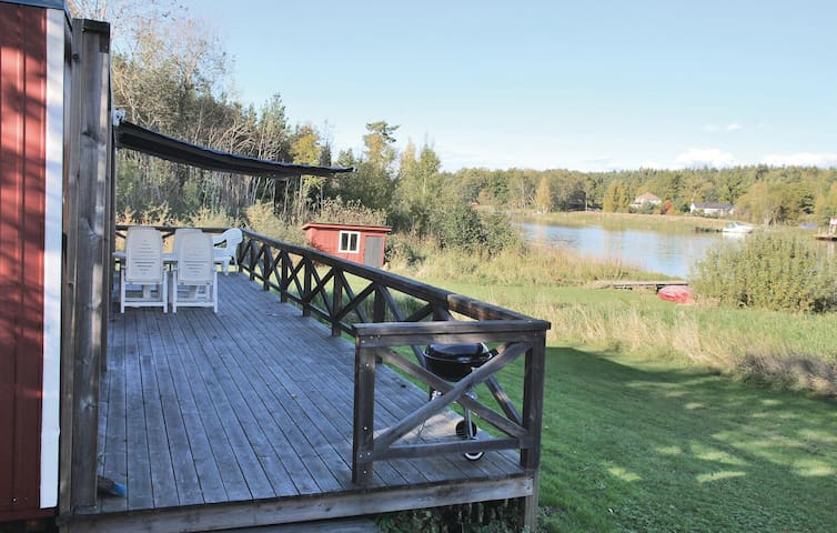 Holiday cottage with 2 bedrooms on 35m² in Eskilstuna