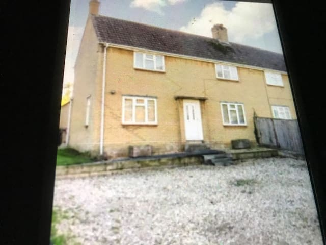 Lovely village location close to town