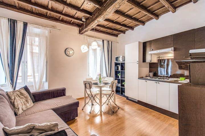 Campo de' Fiori Black - Rome - Appartement