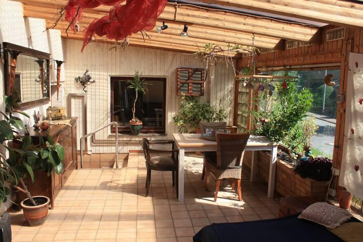 Ferienwohnung in Bad Harzburg mit Hund und Kamin