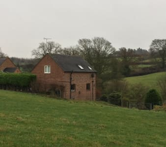 Swallows Loft- near Alton Towers - Prestwood - Apartemen