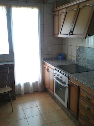Piso céntrico y acogedor en Hellín - Hellín - Apartmen