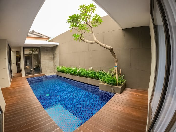 Villa Carmela Batu (3 bedroom + Privatepool)