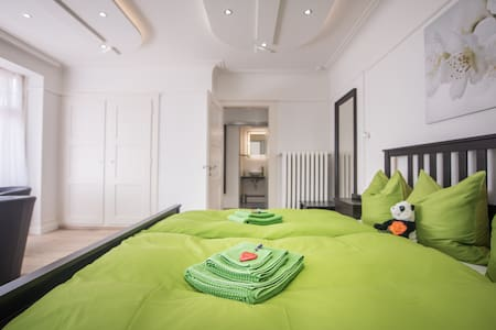 Deluxe Junior Suite - Max Aviation Villa - ベルン (Bern)