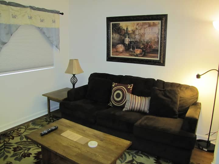 One bedroom furnished apartment #5