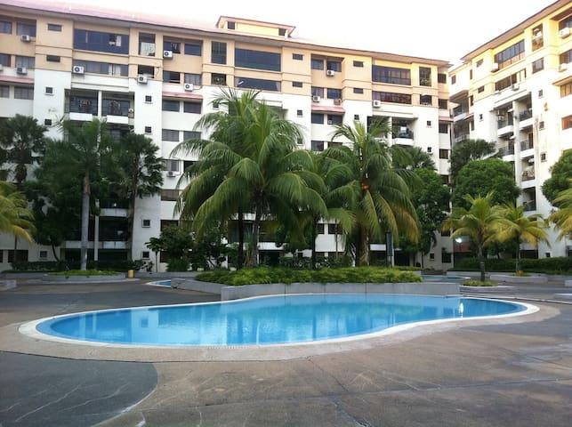 Apartment Klang - Klang - Appartement