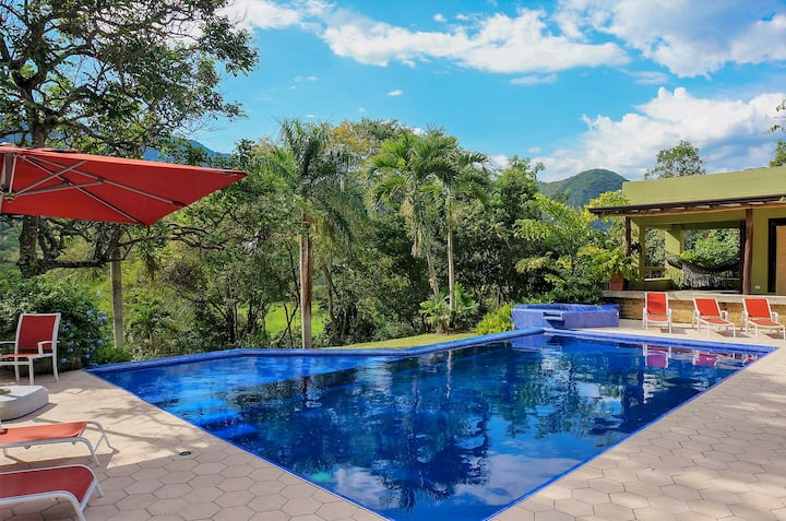 Exclusive Villa @ Unique Condominium in Apulo!