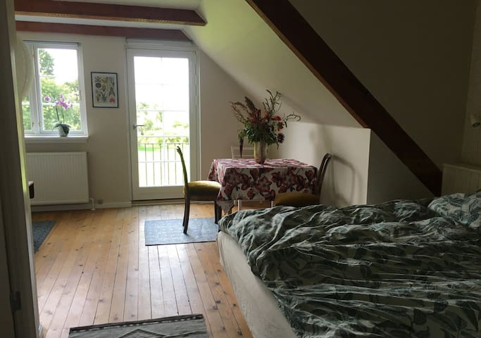 Double room (external private bath/WC)