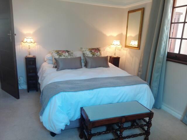 Double Queen Room (Mountain View) - Ciudad del Cabo - Bed & Breakfast