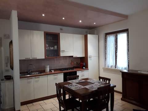 Casa Ilary (appartamento sanificato ad ozono!)