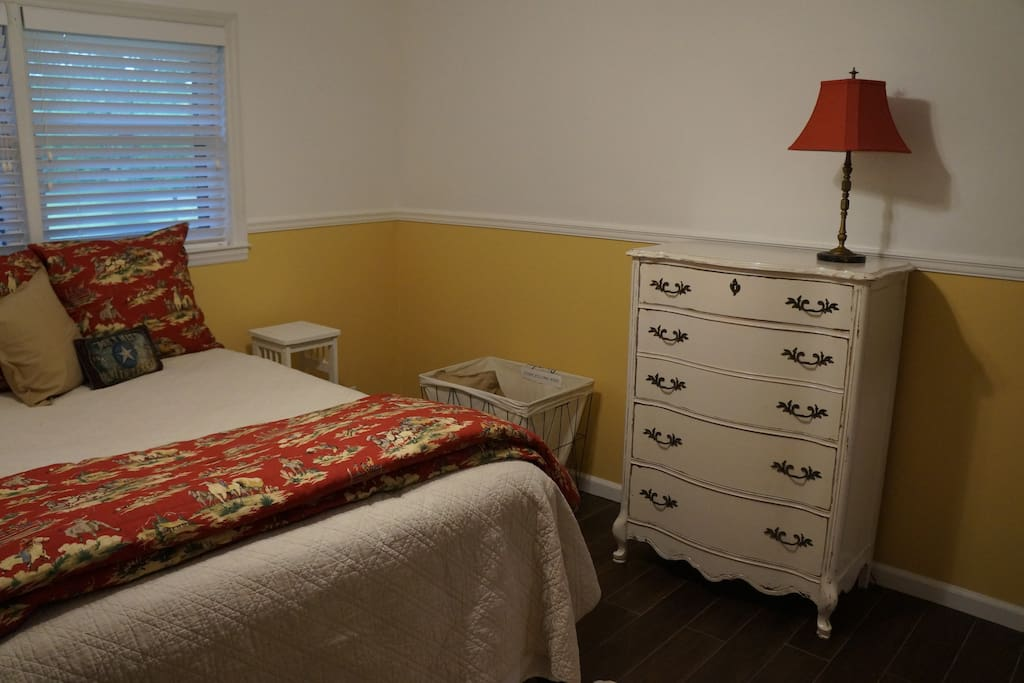 Western-themed Queen Bedroom