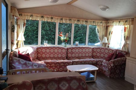 Waldegraves Caravan - West Mersea