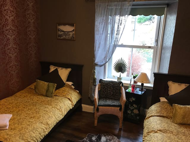 The Rose Room, Rosebank House B&B, Strathyre