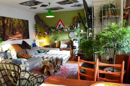 Spacious apartment - Schöneberg - Berlin - Apartment
