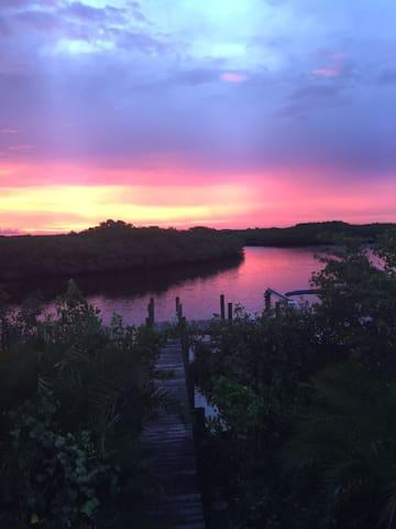 Direct Peace River Waterfront - Punta Gorda - Rumah