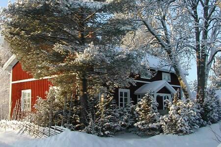 Charming Country House near Järvsö
