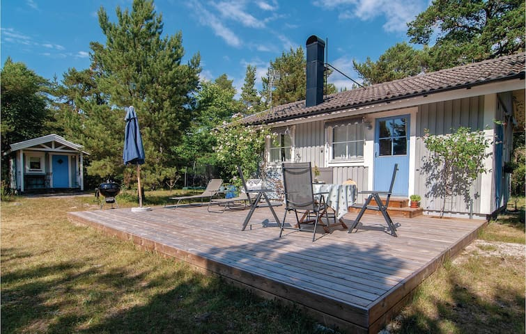 Holiday cottage with 1 bedroom on 60m² in Havdhem