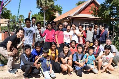 Phun Asia - Stoeng Saen town